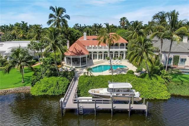 777 Kings Town Dr, Naples, FL 34102 (#220036748) :: Caine Premier Properties