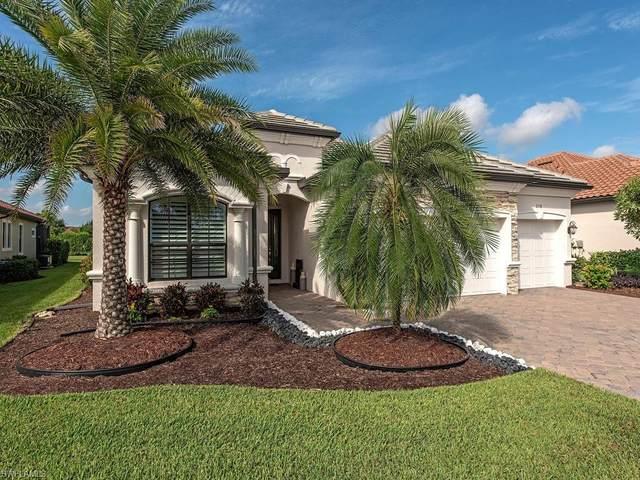 2158 Antigua Ln, Naples, FL 34120 (#220036808) :: The Dellatorè Real Estate Group