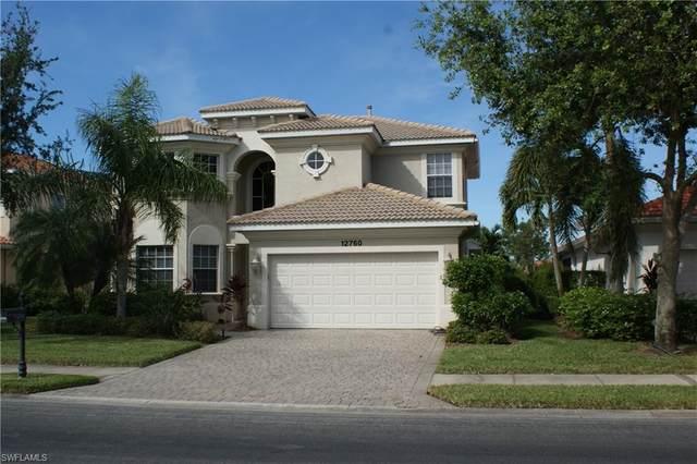 12760 Aviano Dr, Naples, FL 34105 (#220036910) :: The Dellatorè Real Estate Group