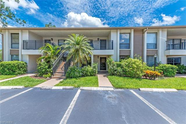 1215 Commonwealth Cir D-102, Naples, FL 34116 (#220036935) :: Equity Realty