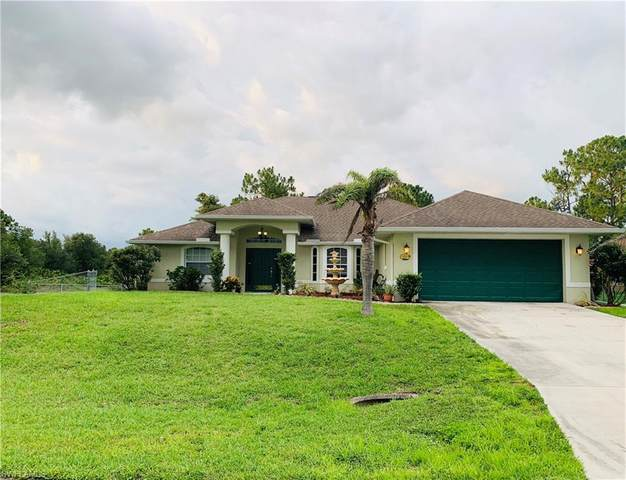 1021 Plymouth St E, Lehigh Acres, FL 33974 (MLS #220037384) :: RE/MAX Realty Group