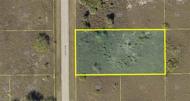 1702 Louis Ave, Lehigh Acres, FL 33972 (MLS #220037596) :: RE/MAX Realty Group