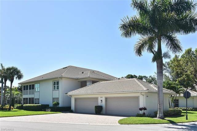 8211 Grand Palm Dr #4, Estero, FL 33967 (MLS #220037658) :: Palm Paradise Real Estate
