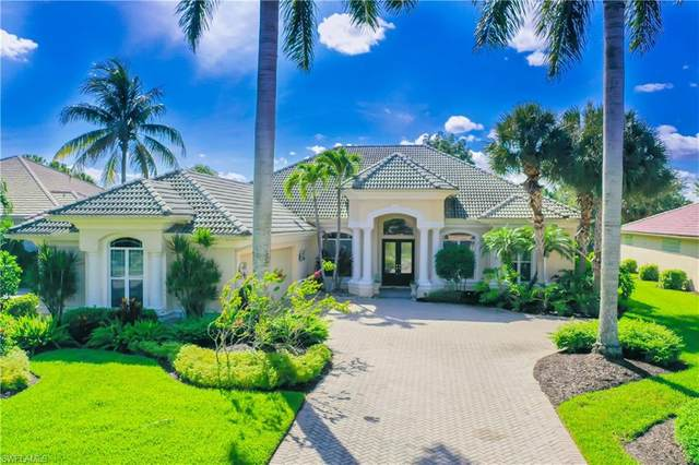 2738 Olde Cypress Dr, Naples, FL 34119 (#220037876) :: The Dellatorè Real Estate Group