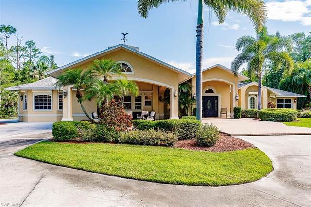 6911 Livingston Woods Ln, Naples, FL 34109 (#220037965) :: Caine Premier Properties
