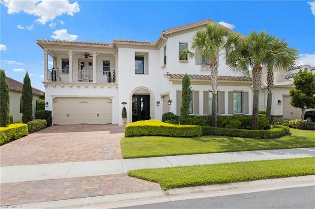 9457 Greenleigh Ct, Naples, FL 34120 (#220037998) :: Equity Realty