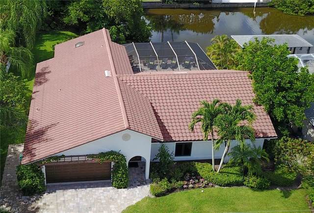 496 Germain Ave, Naples, FL 34108 (MLS #220038061) :: The Naples Beach And Homes Team/MVP Realty