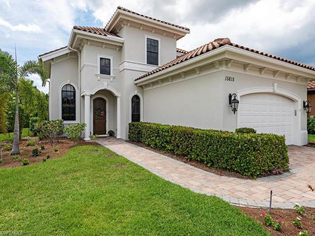 15815 Secoya Reserve Cir, Naples, FL 34110 (#220038268) :: Equity Realty