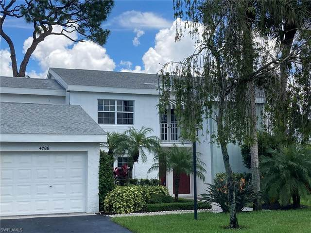 4788 West Blvd A-101, Naples, FL 34103 (MLS #220038774) :: Dalton Wade Real Estate Group
