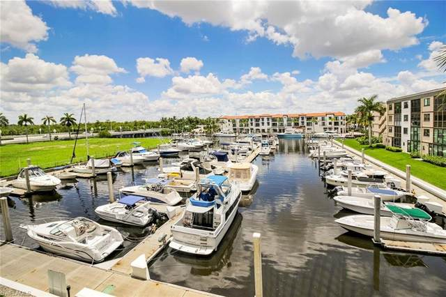 801 River Point Dr 206A, Naples, FL 34102 (MLS #220039101) :: Florida Homestar Team
