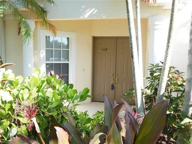 4640 Winged Foot Ct #104, Naples, FL 34112 (MLS #220039167) :: Clausen Properties, Inc.