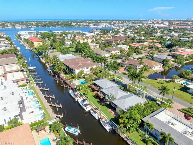 1564 Blue Point Ave #2, Naples, FL 34102 (MLS #220039233) :: Team Swanbeck