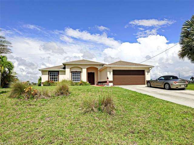 1049 NW 34th Ave, Cape Coral, FL 33993 (MLS #220039303) :: RE/MAX Realty Group