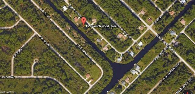 459 Ramblewood St, Port Charlotte, FL 33953 (#220039415) :: Equity Realty