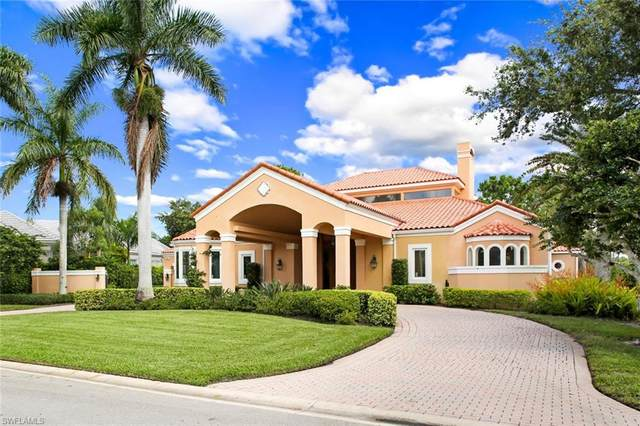 753 Brentwood Pt, Naples, FL 34110 (#220039467) :: The Dellatorè Real Estate Group
