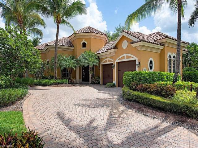14903 Bellezza Ln, Naples, FL 34110 (#220039483) :: Equity Realty