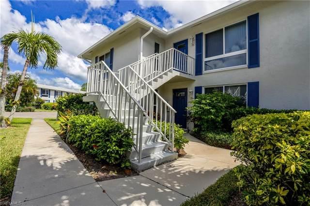 195 Peppermint Ln #884, Naples, FL 34112 (MLS #220039575) :: Dalton Wade Real Estate Group