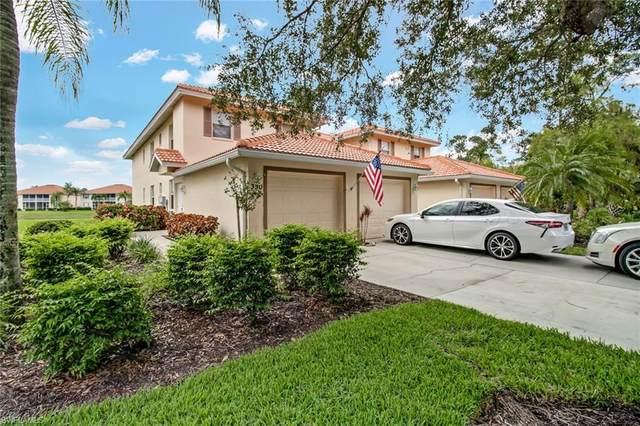 330 Robin Hood Cir #201, Naples, FL 34104 (MLS #220039676) :: Dalton Wade Real Estate Group