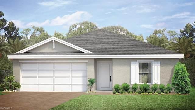 1250 NE 40th Ter, Cape Coral, FL 33909 (#220039772) :: The Dellatorè Real Estate Group