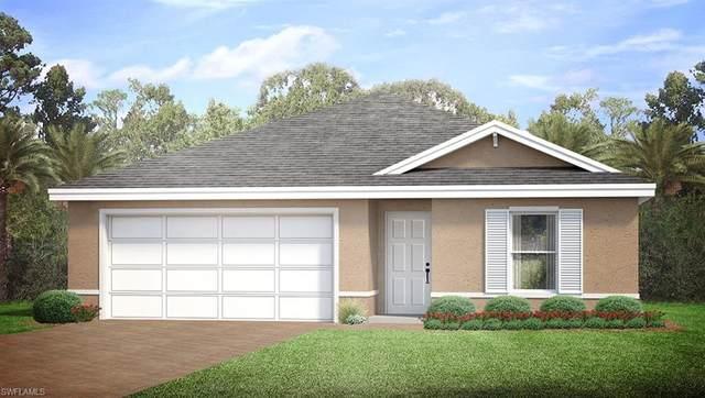 4005 NE 20th Pl, Cape Coral, FL 33909 (#220039778) :: The Dellatorè Real Estate Group