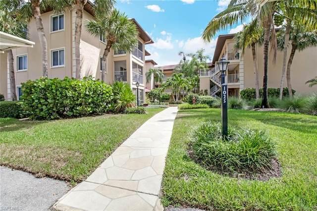 1025 Foxfire Ln #308, Naples, FL 34104 (MLS #220039794) :: Dalton Wade Real Estate Group