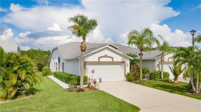 5446 Whitten Dr #19, Naples, FL 34104 (MLS #220039927) :: Clausen Properties, Inc.