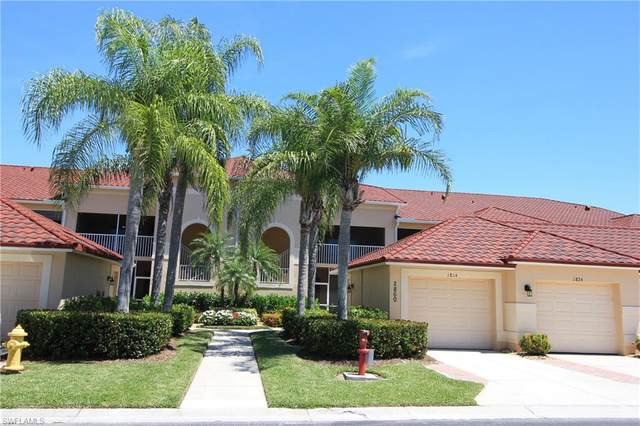 2860 Cypress Trace Cir #1812, Naples, FL 34119 (#220040022) :: Equity Realty