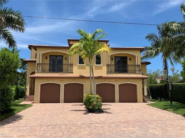 4895 Esplanade St #2, Bonita Springs, FL 34134 (MLS #220040023) :: Avant Garde