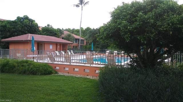 114 Cypress Way E D3, Naples, FL 34110 (MLS #220040181) :: Dalton Wade Real Estate Group