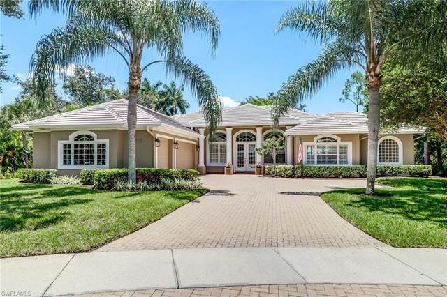2328 Broadwing Ct, Naples, FL 34105 (MLS #220040183) :: Eric Grainger | Engel & Volkers