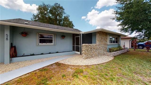 528 SE 36th St, Cape Coral, FL 33904 (MLS #220040316) :: #1 Real Estate Services