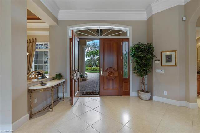 200 Cheshire Way, Naples, FL 34110 (#220040415) :: The Dellatorè Real Estate Group