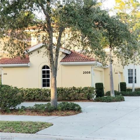 2008 Tarpon Bay Dr N #202, Naples, FL 34119 (MLS #220040447) :: Clausen Properties, Inc.