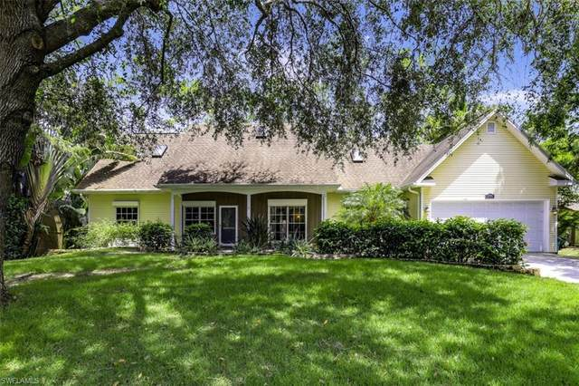5700 Cypress Hollow Way, Naples, FL 34109 (#220040527) :: Jason Schiering, PA
