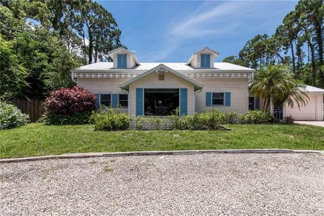 2660 Marley Ln, Naples, FL 34104 (MLS #220040595) :: Dalton Wade Real Estate Group