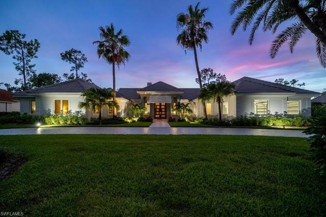 13501 Pond Apple Dr E, Naples, FL 34119 (#220040597) :: Caine Premier Properties