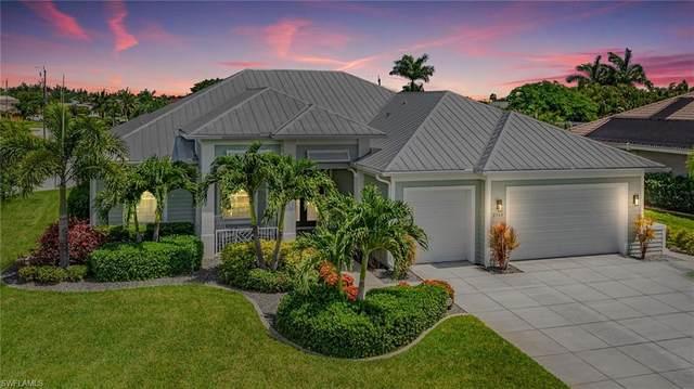 2585 SW 27th St, Cape Coral, FL 33914 (#220040650) :: Caine Premier Properties