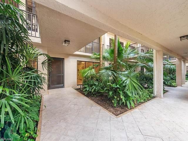 5940 Via Lugano 1-102, Naples, FL 34108 (MLS #220040656) :: Dalton Wade Real Estate Group