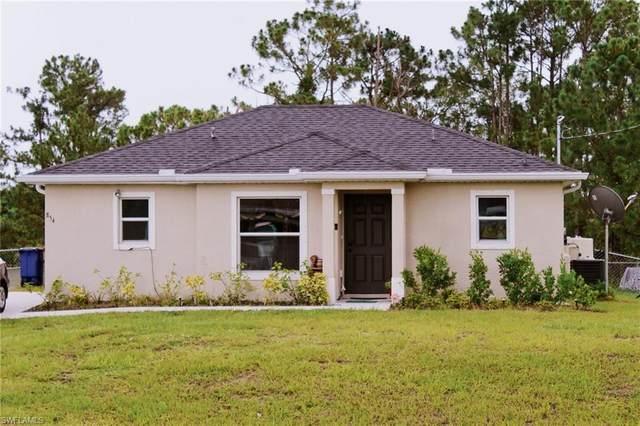 854 Campbell St E, Lehigh Acres, FL 33974 (#220040716) :: Caine Premier Properties