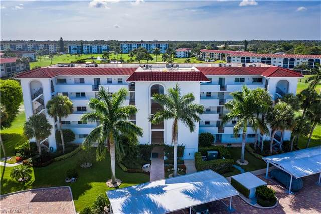 1 High Point Cir W #304, Naples, FL 34103 (#220040819) :: Equity Realty