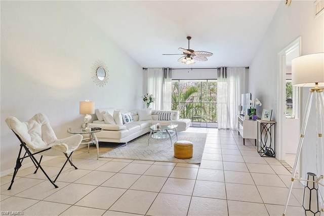1220 Commonwealth Cir M-205, Naples, FL 34116 (MLS #220040833) :: Dalton Wade Real Estate Group