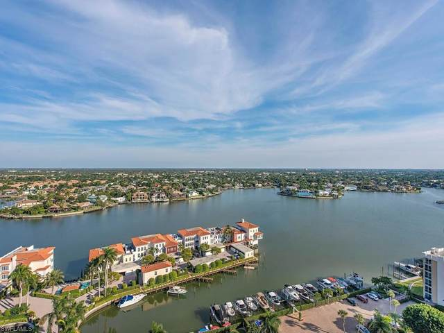 3971 Gulf Shore Blvd N #1805, Naples, FL 34103 (MLS #220040879) :: Dalton Wade Real Estate Group