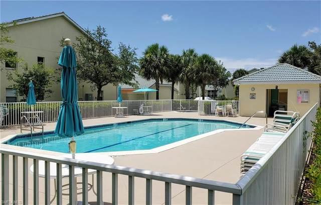 4975 Sandra Bay Dr 7-201, Naples, FL 34109 (MLS #220040893) :: Florida Homestar Team
