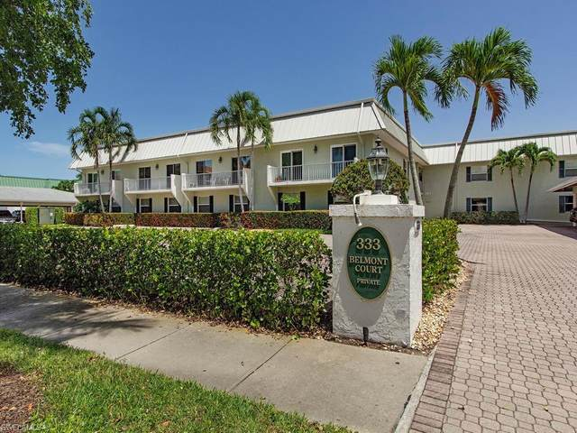 333 Harbour Dr #106, Naples, FL 34103 (#220040996) :: Southwest Florida R.E. Group Inc