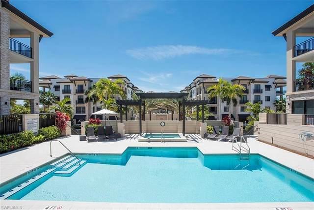 1035 3rd Ave S #410, Naples, FL 34102 (MLS #220041012) :: Clausen Properties, Inc.