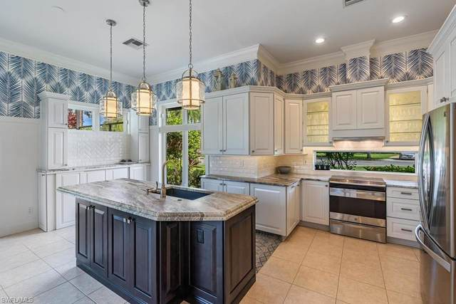 3920 Fabienne Ct, Naples, FL 34109 (MLS #220041032) :: Dalton Wade Real Estate Group