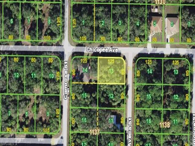 16337 Chicopee Ave, Port Charlotte, FL 33954 (#220041087) :: Equity Realty