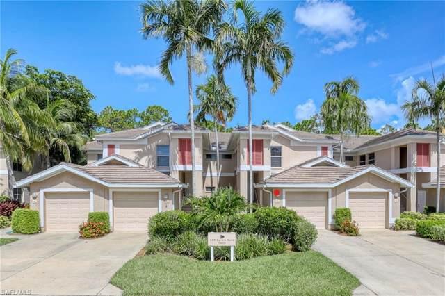 849 Carrick Bend Cir #202, Naples, FL 34110 (MLS #220041102) :: Dalton Wade Real Estate Group