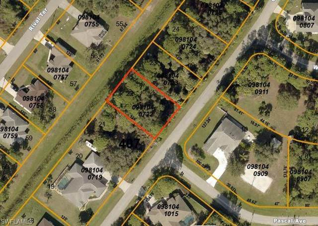 Gerona Ter, North Port, FL 34286 (#220041111) :: Equity Realty