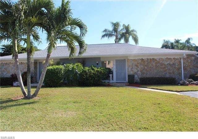 680 Palm View Dr #5, Naples, FL 34110 (#220041250) :: The Dellatorè Real Estate Group